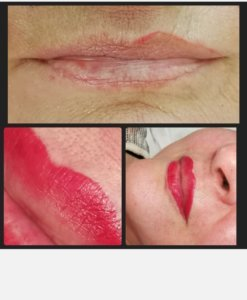 permanent makeup - lips